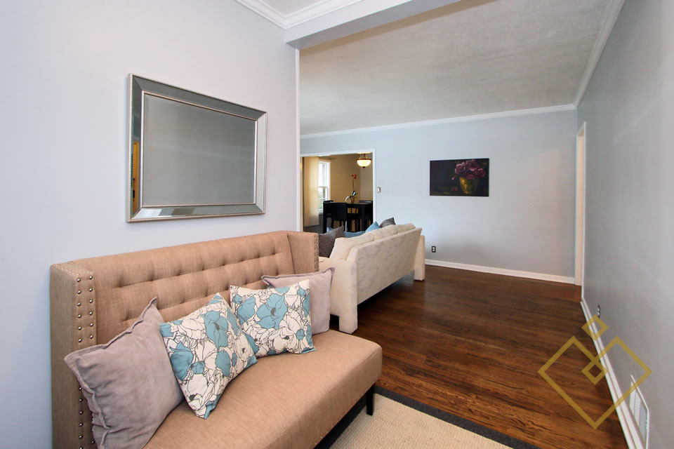 Entry After Staging